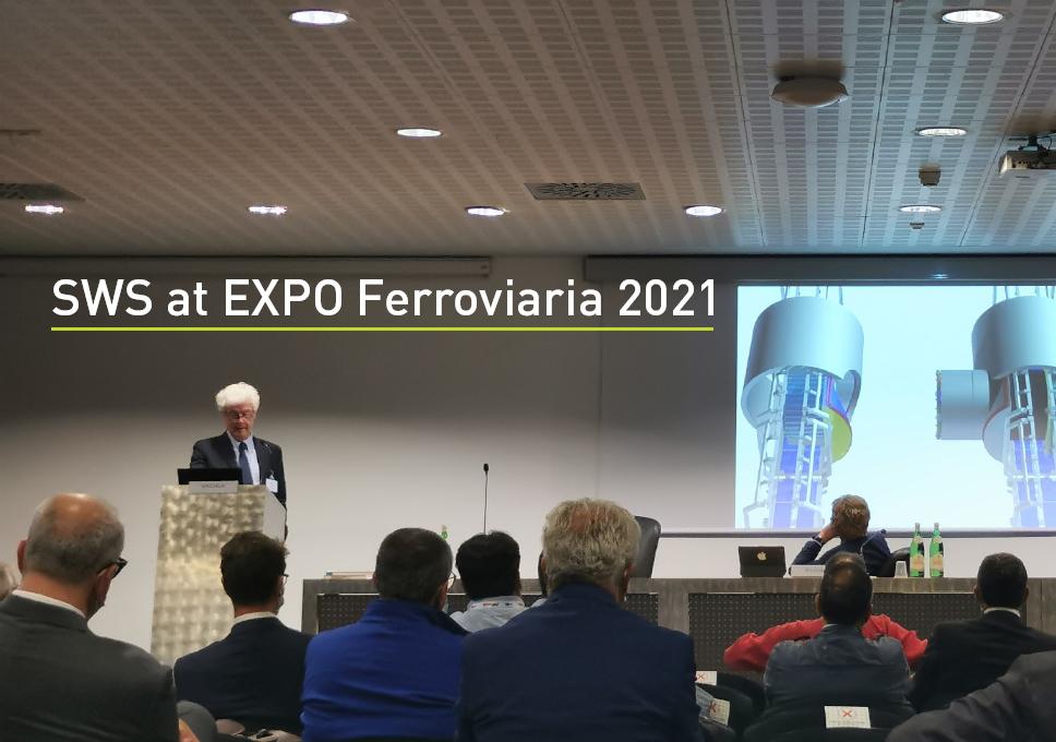 SWS at EXPO Ferroviaria 2021